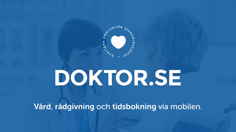 Storisell Produktionsbolag – Doktor.se TV Reklam 2