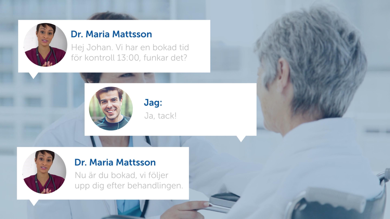 Storisell Produktionsbolag – Doktor.se TV Reklam 7