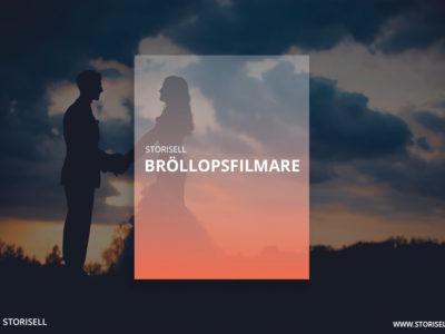 Bröllopsfilmare: Filma ditt bröllop med bröllopsfilmare