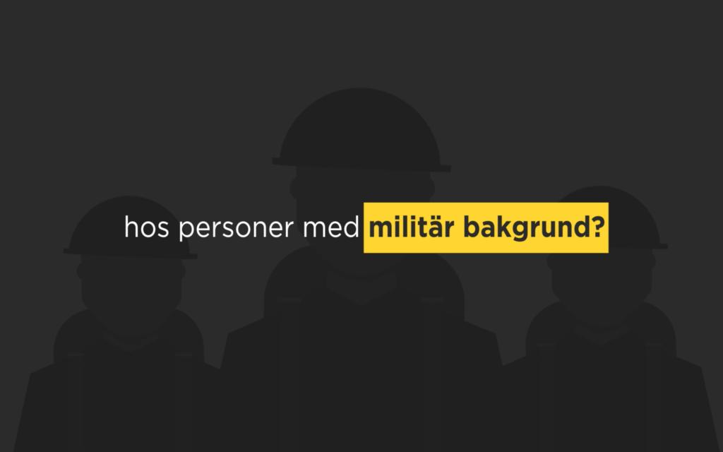 Storisell levererar stolt en internationell videokampanj till Military Work. Military Work är ett kompetensförsörjningsföretag specialiserat på att hjälpa civila företag att bemanna och rekrytera personal med en bakgrund inom Försvarsmakten. I denna produktion har vårt team skapat ett koncept, relevant för personer med bakgrund inom försvaret. Tonaliteten och grafiken är därför noggrant utformade för att tala till människor med en förståelse för militära symboler och formspråk. Vi inledde projektet med en gemensam workshop i Stockholm. Här diskuterade vi tillsammans med kunden allt från koncept och projektmål till manusförfattning och visuell stil. Med workshopen som grund, arbetade vårt team tillsammans med kunden för att ta fram ett manus. Detta manus översattes till tre språk; svenska, finska och engelska. Inför de separata studioinspelningarna instruerade vårt team röstskådespelarna att använda en koncis och direkt tonalitet för att omfamna den militära tonaliteten. Genom att justera utvalda delar i manuset, kunde vi leverera en videokampanj riktad till två enskilda grupper, företagskunder och kandidater, med ett gemensamt budskap om Military Work. Alla grafiska element i videon är formgivna från penna och papper och animerade från scratch, i linje med Military Works visuella identitet. Kunden har även varit involverad genom hela processen, med återkommande feedback och idéer. Resultatet är en videokampanj som betonar Military Works förmåga; Att tillhandahålla tjänster, och personal med rätt attityd. Utöver kampanjen levererar Storisell även content baserat på videon, i form av illustrationer och .GIFAR för Military Work att använda i sociala kanaler eller säljpresentationer. http://storisell.se/portfolio/military-work/