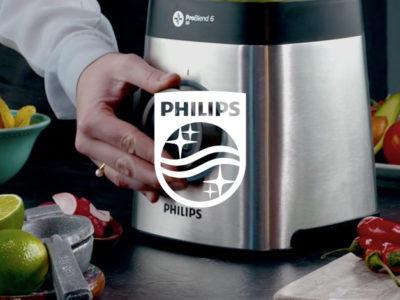Storisell levererar nordisk videokampanj till Philips