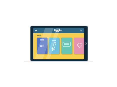 Storisell levererar filmproduktion till Ugglo