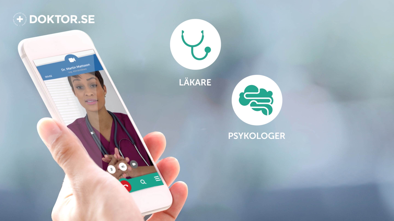 Storisell Produktionsbolag – Doktor.se TV Reklam 3