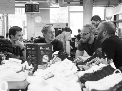 Ossian Veronese inbjuden till TechFest München
