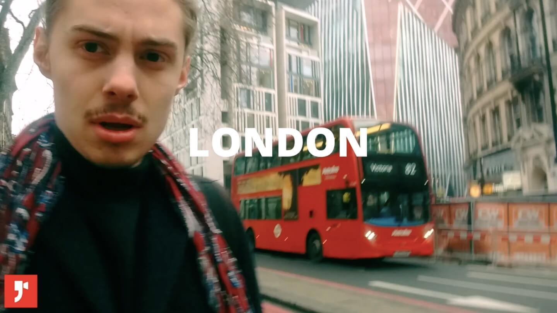 Ossian Veronese inbjuden till Method Agency i London