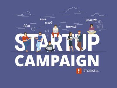 Storisell lanserar startup campaign 2017