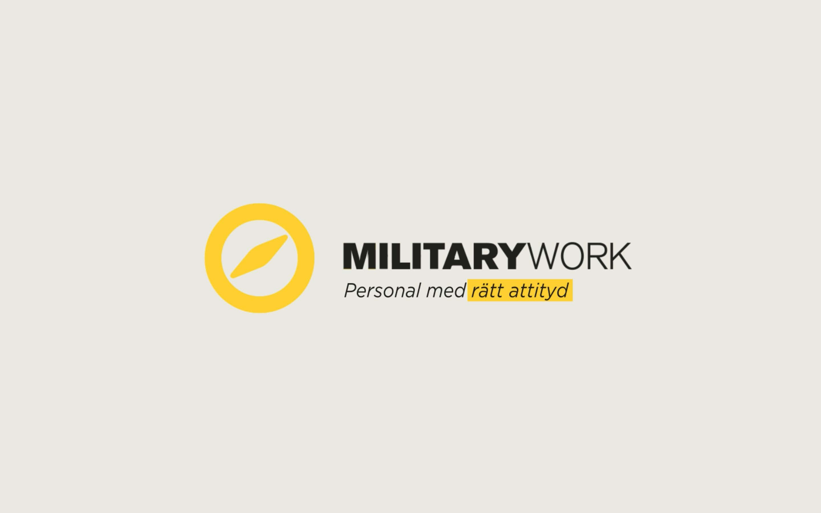 Military Work Storisell Produktionsbolag 1