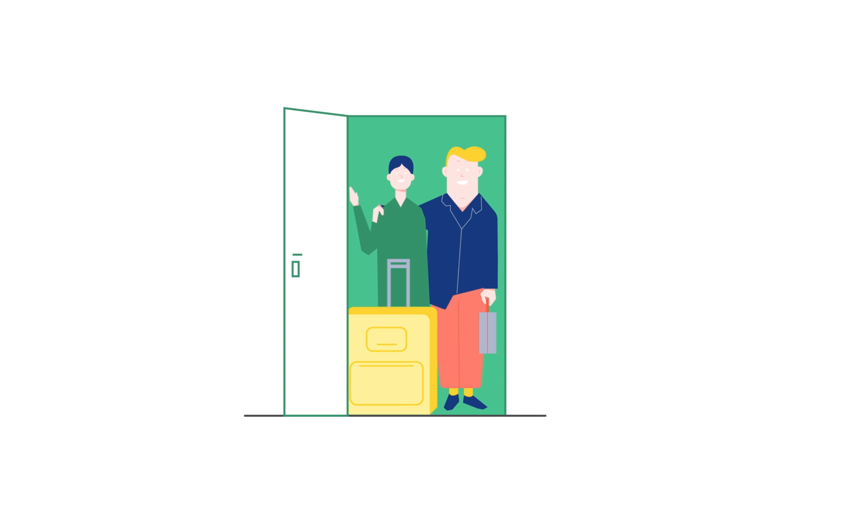 """Storisell presenterar stolt denna videoproduktion för Hosting Collective. Hosting Collective arbetar med korttidsuthyrning för veckopendlare eller personer som ofta har en bostad som står tom. Genom användningen av """"smart home""""-lösningar, förmedlas bostäderna via pålitliga portaler - helt kostnadsfritt. De ansvarar sedan för hela uthyrningsprocessen från fotografering, publisering av uthyrningsprofil och mottagande av hyresgästen. I denna videoproduktion fokuserade Storisells team på att ta fram en välkomnande design som skulle upplevas pålitlig. Mycket på grund av att Hosting Collective förvaltar människors privata hem. Det är därför mycket av bakgrunden är ljus och grafiken färgstark. En design som är framtagen i dialog med Hosting Collective i förproduktionen och med hjälp av deras grafiska profil. Läs mer på vår hemsida: https://storisell.se/portfolio/hosting-collective/"""
