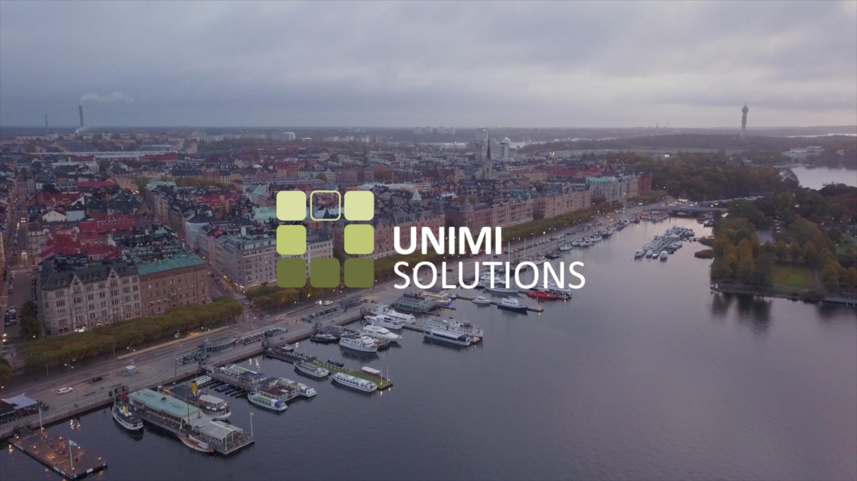 Unimi Solutions Filmproduktion av Storisell