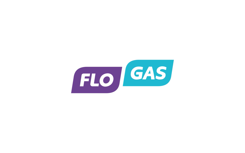 Animerad Video 2D Logotyp Flogas