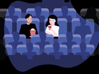 Storisell producerar videokampanj till bioappen Cinemeet