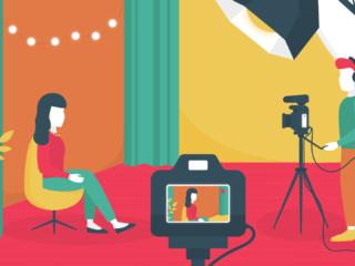 Intervjuvideo till ditt företag